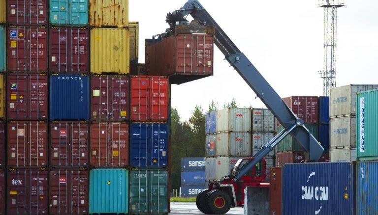 Jaunais transporta savienojums ar Kundziņsalu mazinās sastrēgumus un stiprinās ostas konkurētspēju