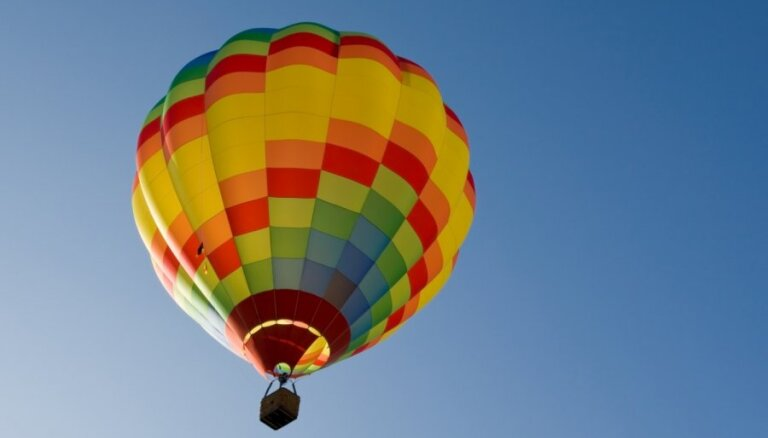 Kuldīgā pirmo reizi norisināsies Gaisa balonu festivāls