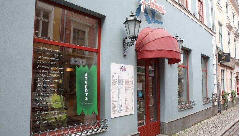 В Вецриге закрывается кафе XL Pelmeņi