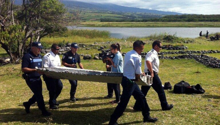 Родственники пассажиров пропавшего рейса MH370 отправляются на поиски обломков