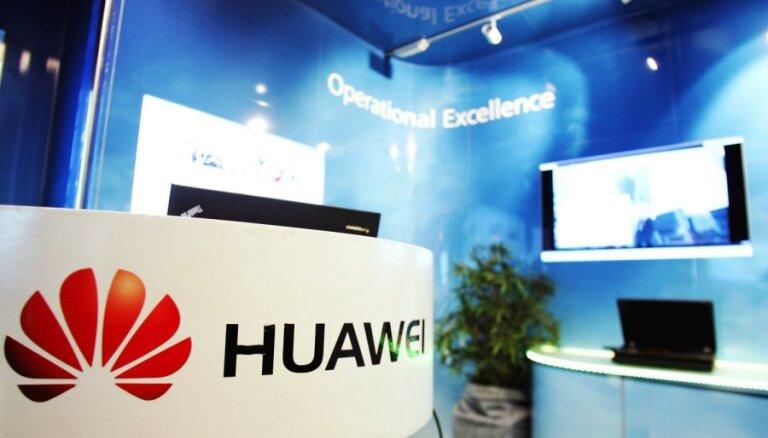EK viceprezidents: 'Huawei Technologies' rada riskus Eiropai
