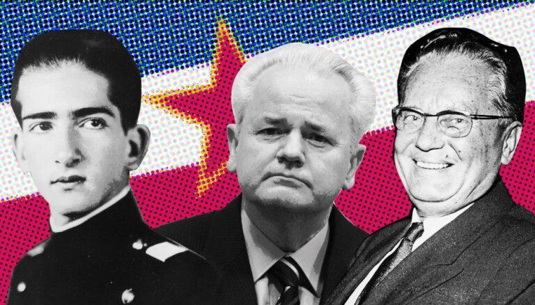 Dienvidslāvijai 100: no karalistes līdz asiņainiem kariem un sabrukumam
