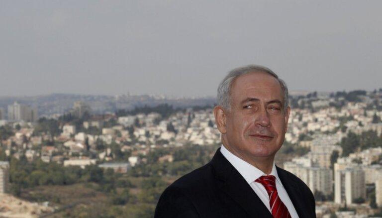 Нетаньяху назвал безумной политику Евросоюза в отношении Израиля