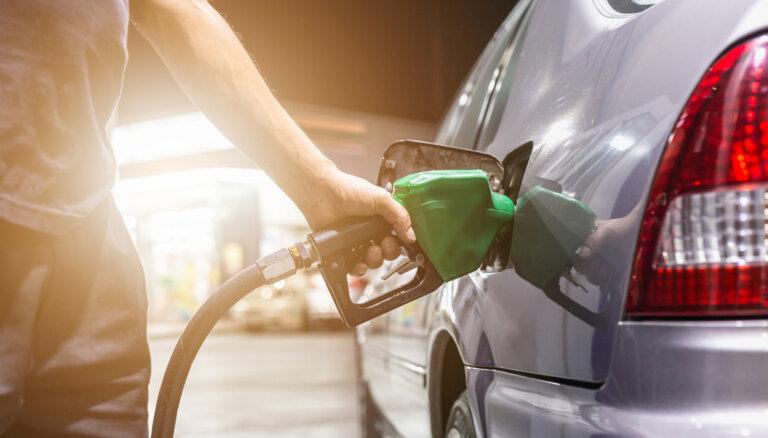 Литва объявит войну дизельным автомобилям