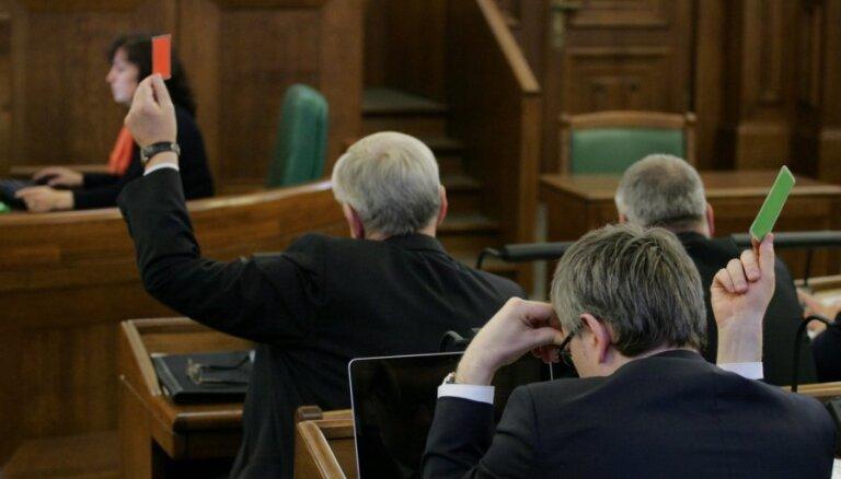 """Разлад в коалиции: """"Единство"""" и Нацобъединение """"предали"""" СЗК"""