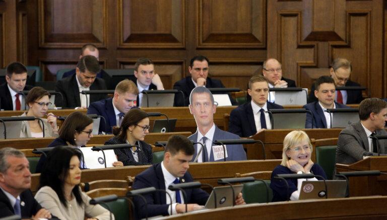 Сейм одобрил бюджет 2019 года, отклонив все предложения оппозиции