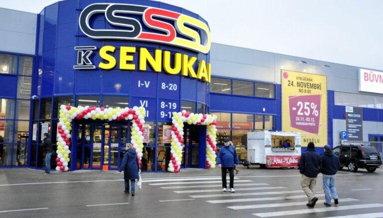 "Kesko Senukai придется заплатить 20 000 евро за ценовые ""трюки"""