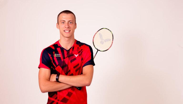 Video: Podosinoviks - Latvijas komandu čempionāta badmintonā vērtīgākais spēlētājs
