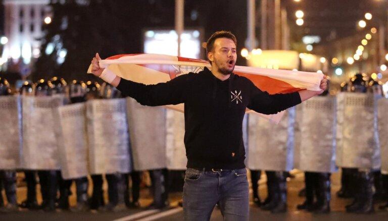 В среду у посольства Белоруссии состоится пикет в поддержку протестующих