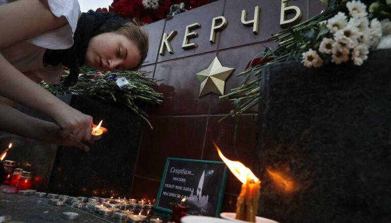 Керченского стрелка похоронят отдельно от жертв, его родителей оштрафуют на 500 рублей