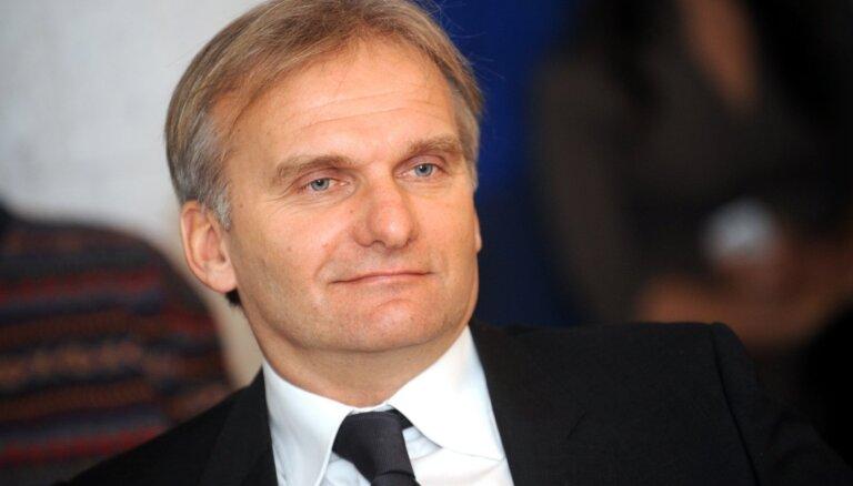 Dālem piešķirts Latvijas Zēģelētāju savienības goda prezidenta tituls