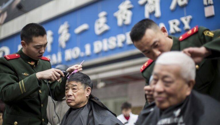 Ķīnā piespriež sešu gadu cietumsodu vīrietim par pārlieki ataudzētu bārdu