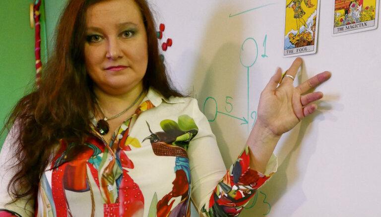 Meistare Stepanova: taro spēj atklāt cilvēka dvēseles noslēpumu
