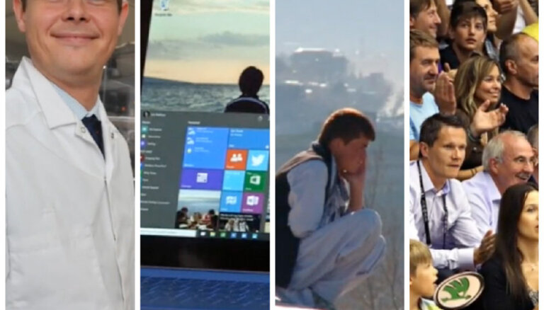 Video apskats: Latvijas piena sfērā krīze, 'Windows 10', Krievijas nedienas FIBA
