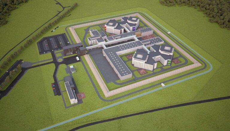 Bordāns: būvnieku kartelis nav ietekmējis Liepājas cietuma iepirkuma procedūru un tā būvniecību