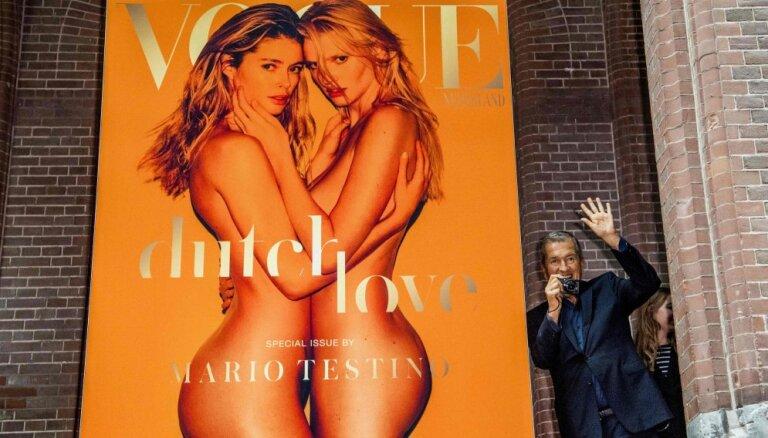 Pasauli pārsteidz īpaši izaicinošs 'Vogue' vāks
