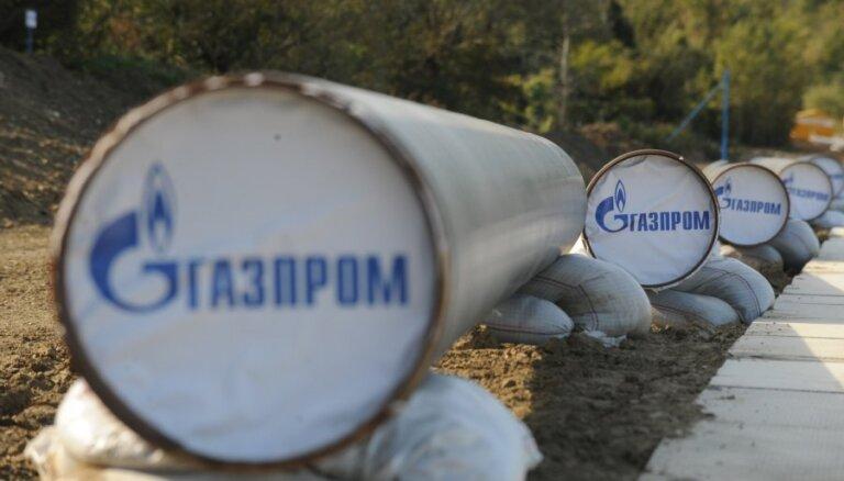 Polijai par gāzes piegādēm kompensēs 1,5 miljardus dolāru, 'Gazprom' turpinās tiesāties
