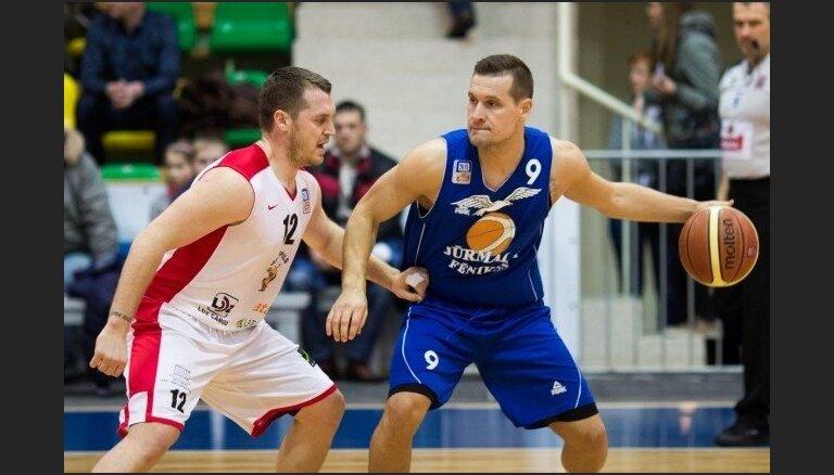 'Jēkabpils' basketbolisti LBL spēlē mājās pārspēj 'Jūrmala/Fēnikss' vienību un tiek pie otrās uzvaras