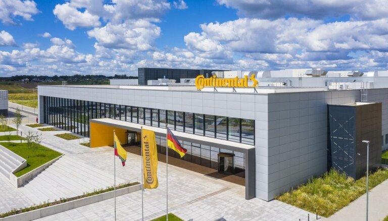 Немецкий производитель инвестирует 90 млн евро в завод в Литве