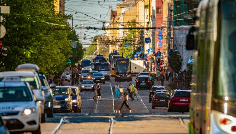 Jau atpaliekam no Viļņas: Rīgas domes atlikušie steidzamie darbi