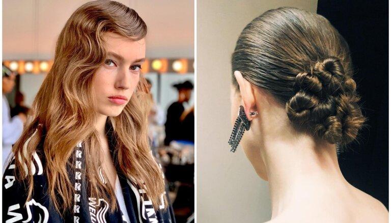 Neparastas copes un pieglaustas lokas: aktuālākās frizūru tendences rudenim