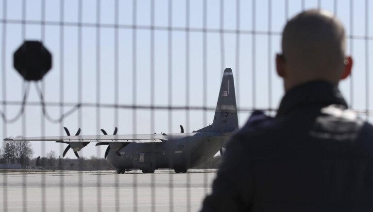Ceļā uz Antarktiku pazudusi Čīles militārā lidmašīna