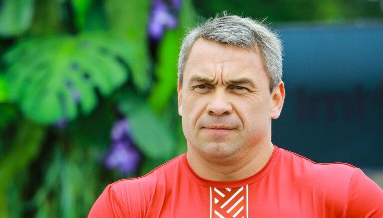 Ščerbatihs pirms Latvijas olimpiādes Dobelē uz nometni pulcēs labākos jaunos svarcēlājus