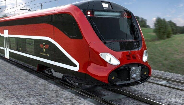 Aizliedz 'Pasažieru vilcienam' slēgt 225,3 miljonu eiro līgumu par elektrovilcieniem