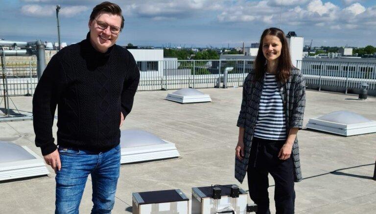 RTU zinātnieki attīsta risinājumu, kas ļaus ēkām pielāgoties temperatūras maiņām
