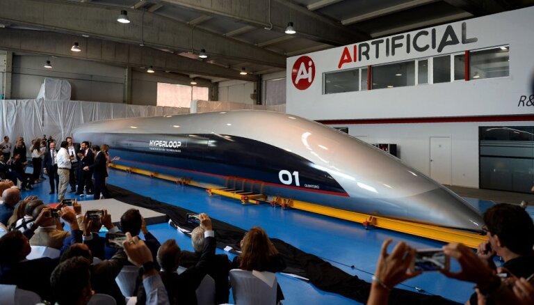 Илон Маск объявил дату запуска первого туннеля Hyperloop