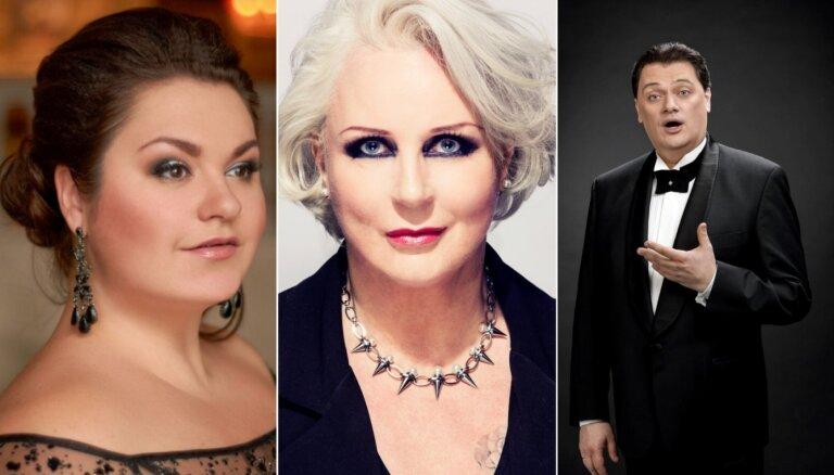 Cēsīs skanēs operas zvaigžņu koncerts – veltījums Andrejam Žagaram