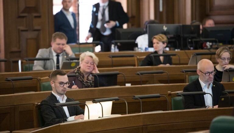 Novadu reforma galīgajā lasījumā – Saeima triecientempā izskata piekto daļu priekšlikumu