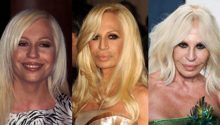 Nevīstošais glamūrs laiku lokos: Donatellai Versačei – 65