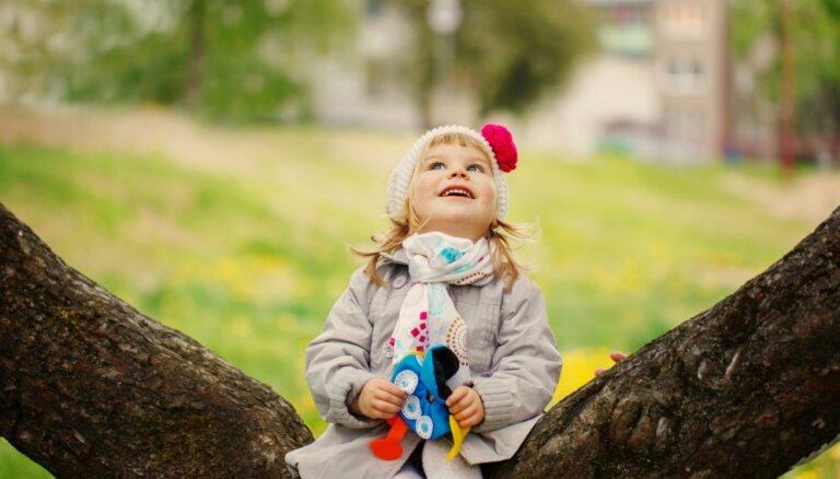 Pediatra un homeopāta ieteikumi, lai bērns pavasarī neslimotu