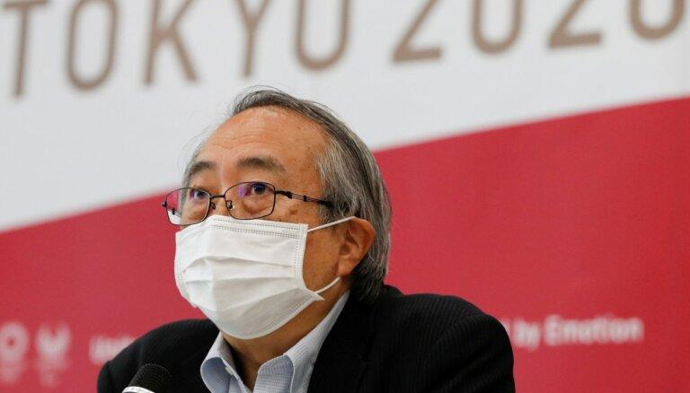 Tokijā atceļ plānus par publisku olimpisko spēļu skatīšanos