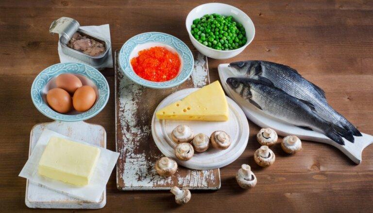 Kāpēc Latvijā daudziem trūkst D vitamīna un kur to meklēt