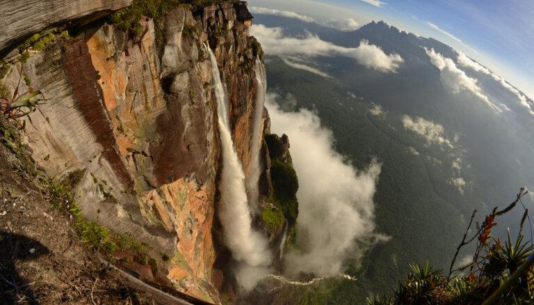 ФОТО. Хотите увидеть, где живут боги? Езжайте в Венесуэлу!