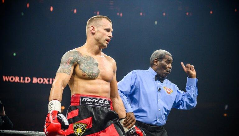 Briedis ar Dortikosu cīnīsies arī par WBC čempiona jostu