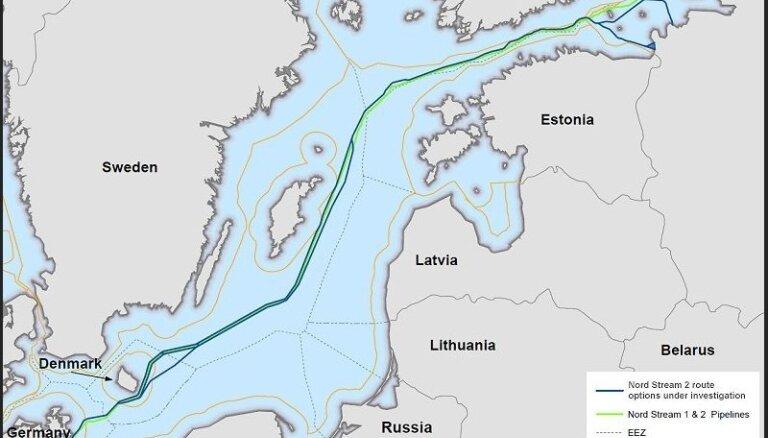 """Польша оштрафовала """"Газпром"""" из-за """"Северного потока-2"""""""