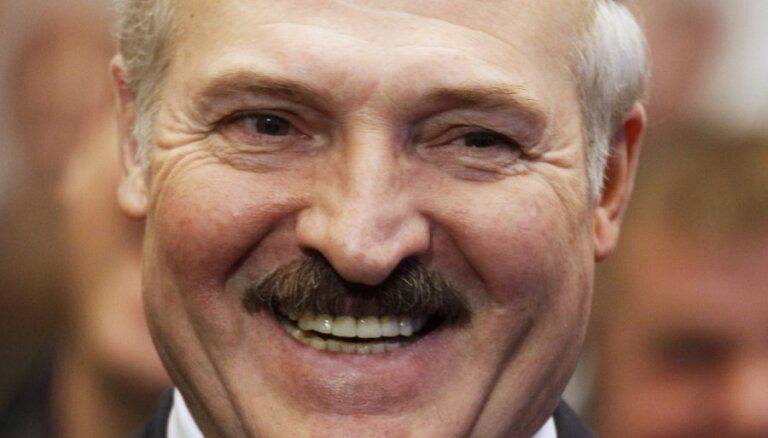 Pasaules hokejā sākusies jauna ēra, uzskata Lukašenko
