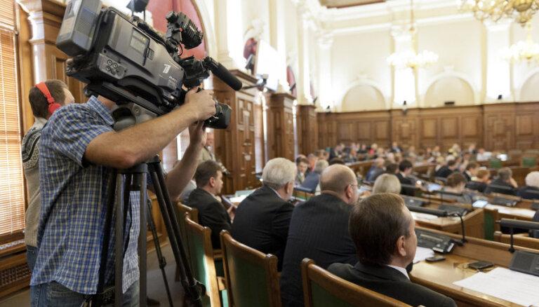 Saeimā nav vienas nostājas par ebreju īpašumiem; bezpartejiskie deputāti aicina to risināt