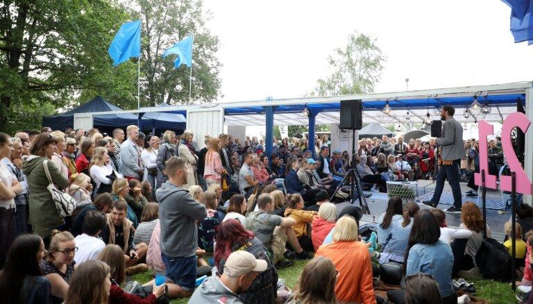 Фестиваль общения Lampa собрал более 20 тыс. участников, 70 тыс. человек посмотрели онлайн трансляцию