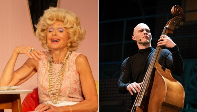 Teātra dienas izcilības balvas saņems Regīna Razuma un Gundars Grasbergs