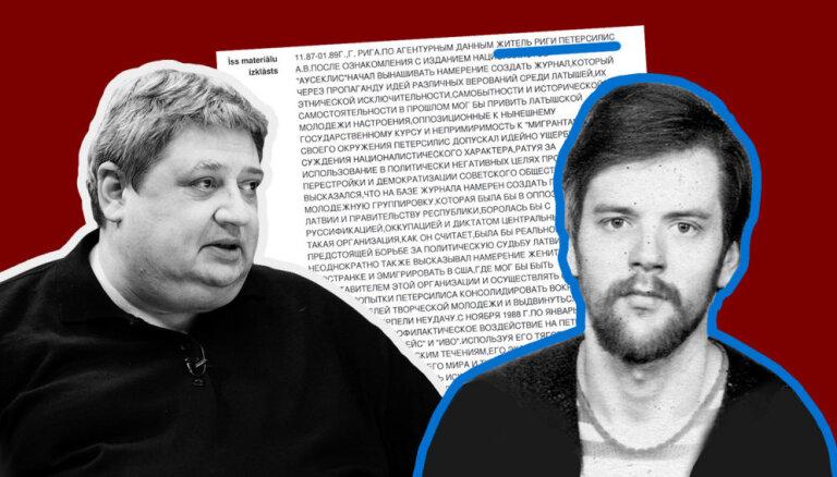 'Maisi vaļā': VDK aģenti novērš jaunieša plānu par neatkarīgu žurnālu; Lemešonoks: ziņoju, bet nesabotēju