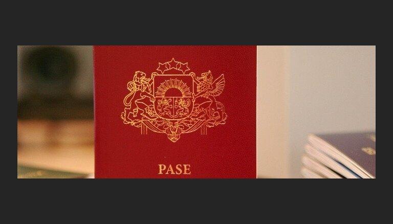 PMLP šefs: naturalizācijas tempi pilsonības 'solījumu' dēļ ir mazinājušies