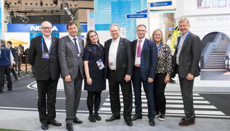 LMT un VARAM kopā ar 'Nokia' virza autonomo auto attīstību Latvijā