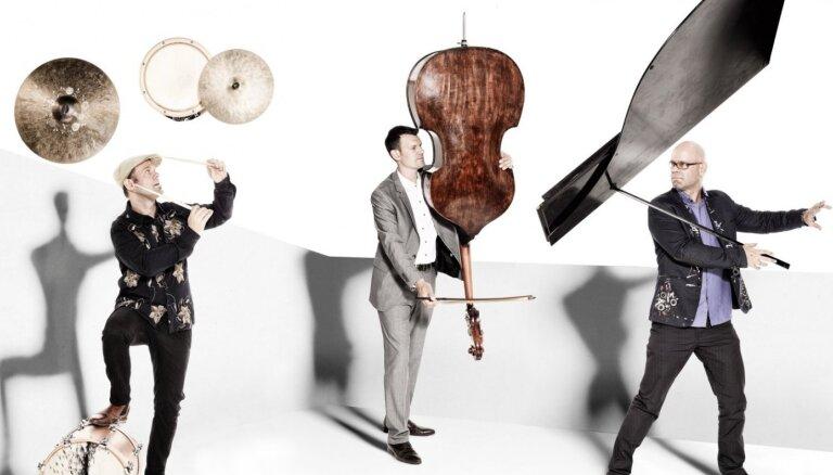'VEF Jazz Club' sezonu atklās ar Šveices 'Trio Vein'