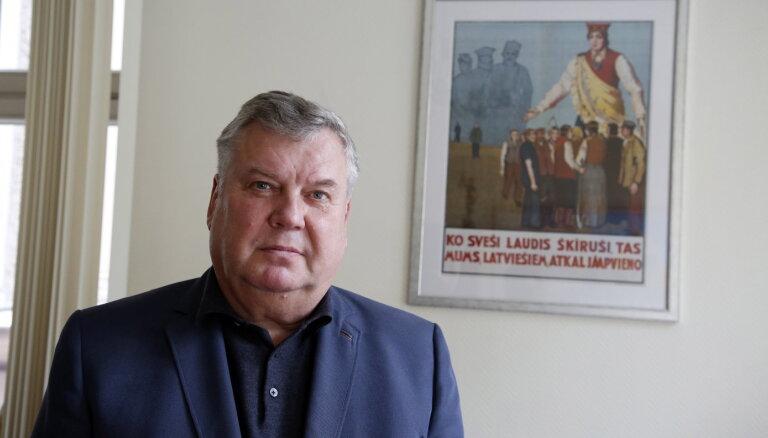 Урбанович: Лембергс обсуждал с Буровым возможность стартовать на выборах в Риге. Буров это отрицает