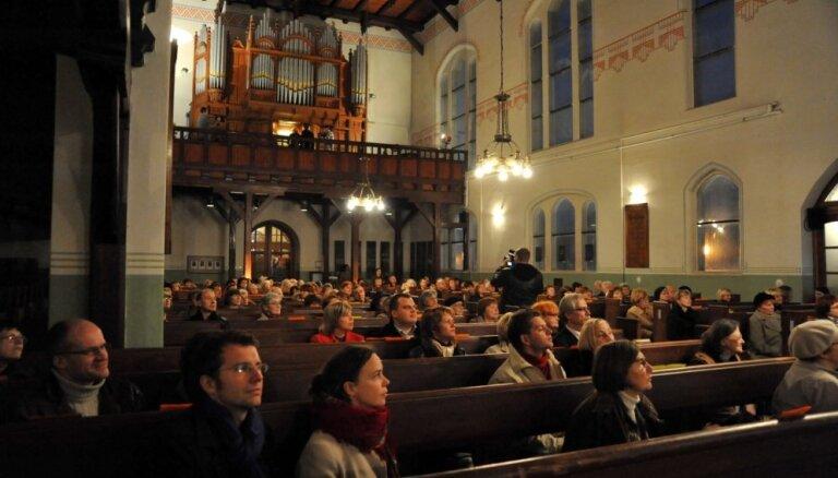 Jūrmalā sāksies devītais starptautiskais ērģeļmūzikas festivāls