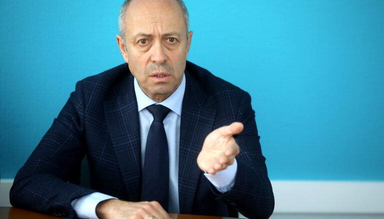 """Буров назвал окончательные даты """"возвращения"""" Деглавского моста"""